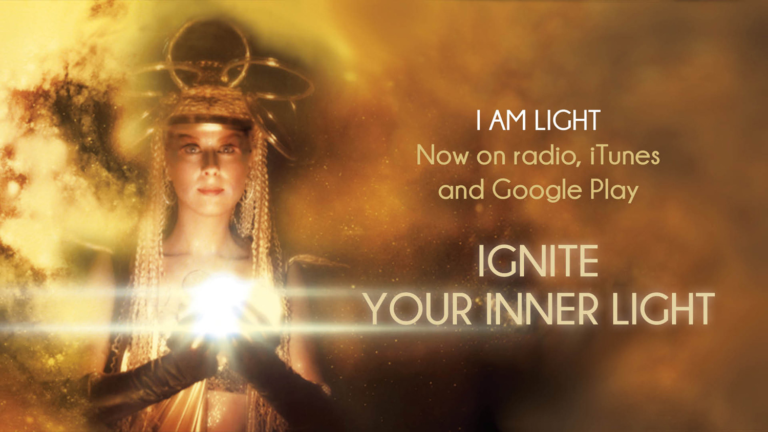Ignite Your Light Yoga Workshop For >> Ignite Your Inner Light With Upcoming Hit Single I Am Light From